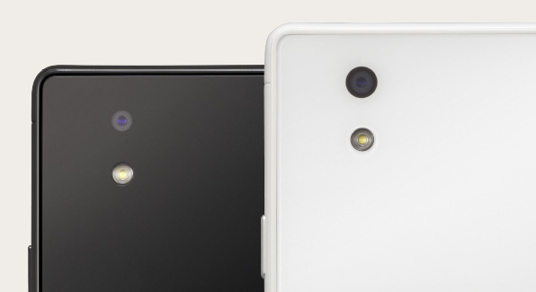 ドコモスマートフォンMONO5