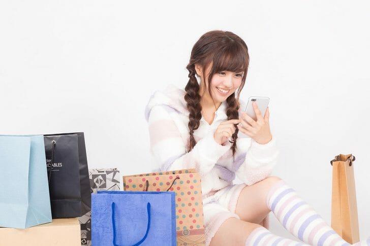 渋谷109オンラインショップでキャリア決済を使う人の特徴