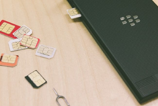 SIMフリーモバイル