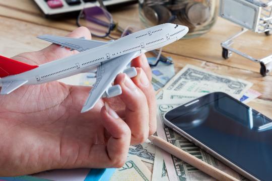 バニラ・エア(Vanilla Air)は超便利!キャリア決済で航空チケットを購入できます
