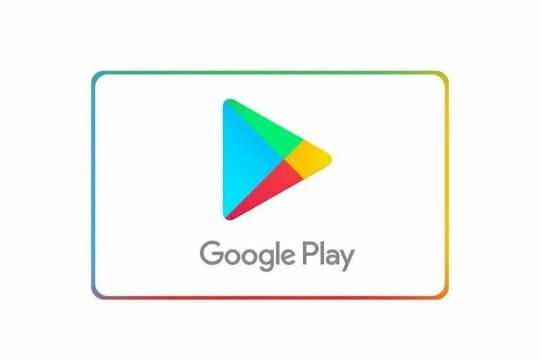 Google Playギフトコードを高額買取致します!!