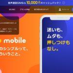 y.u mobile(ワイユーモバイル)で携帯キャリア決済現金化は利用できるの?